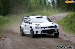 7 test Polo RS WRC 2012