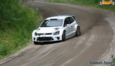 9 test Polo RS WRC 2012