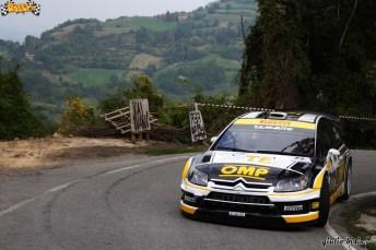 Rally Appennino Reggiano 2012 - Foto Bisio