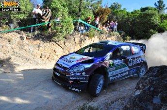 3 Rally Itlaia Sardegna 2013 WRC Luca Pirina