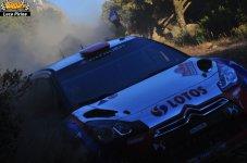 408 Rally Itlaia Sardegna 2013 WRC Luca Pirina