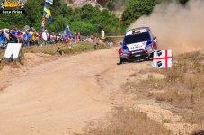 93 Rally Itlaia Sardegna 2013 WRC Luca Pirina