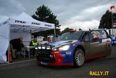 Kubica Rally France 2013