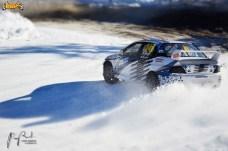 Rally Pragelato Ice Series 2014 - Riccardo Bonu