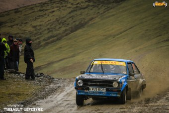 Mid Wales Historic Stages 2014 - Lefebvre Thibault