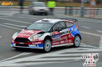 Rallysprint Prague 2014