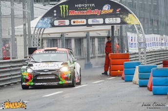 Monza rally show 201425