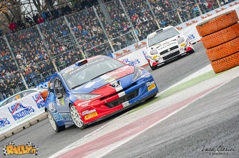 Monza rally show 201428