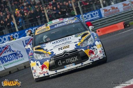 Monza rally show 201438