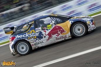 Monza rally show 20144