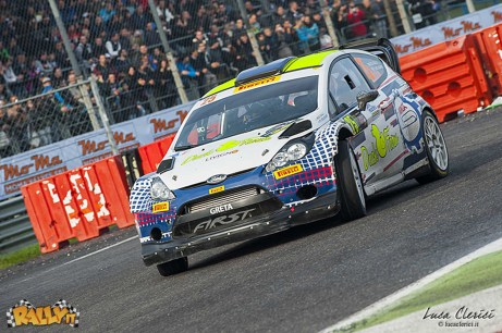 Monza rally show 201440