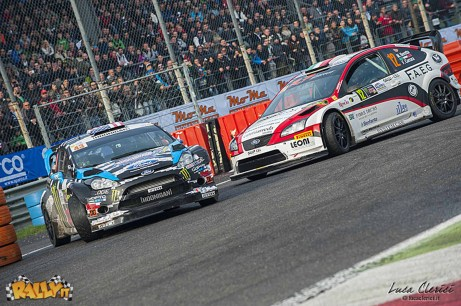 Monza rally show 201442