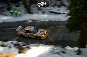 Montecarlo 2015_PS 15 - DUEZ - VYNCKE - PORSCHE 911 RGT-15