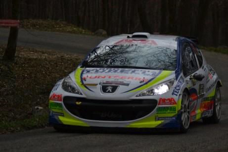 Rally 1000 Miglia - 27 marzo 2015 - Shakedown 317