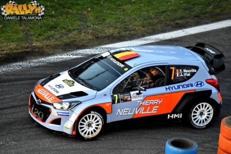 Monza Rally show 29 11 2015 - Domenica 658