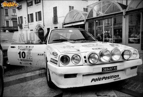 Rievocazione storica Rally ACI Varese 2016, foto scattate da Anna Norvara per la galleria fotografica di Rally.it