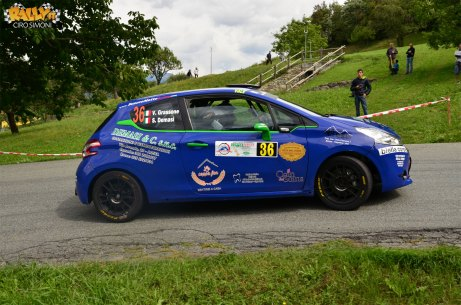 Le foto del Rally des Alpes-du Mont Blanc 2017 scattate da Ciro Simoni per Rally.it