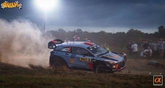 le foto del Rally di Spagna 2017 scattate da Sasa Bremec
