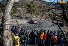 Le Foto del Rally Monte-Carlo 2018 scattate da Andrea Manfredi