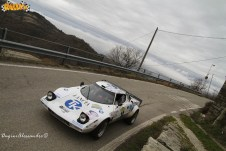 Le foto del Historic Rally delle Vallate Aretine 2018 © Dugini Alessandro per Rally.it