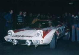 1974 - Munari-Mannucci (Lancia Stratos) 3