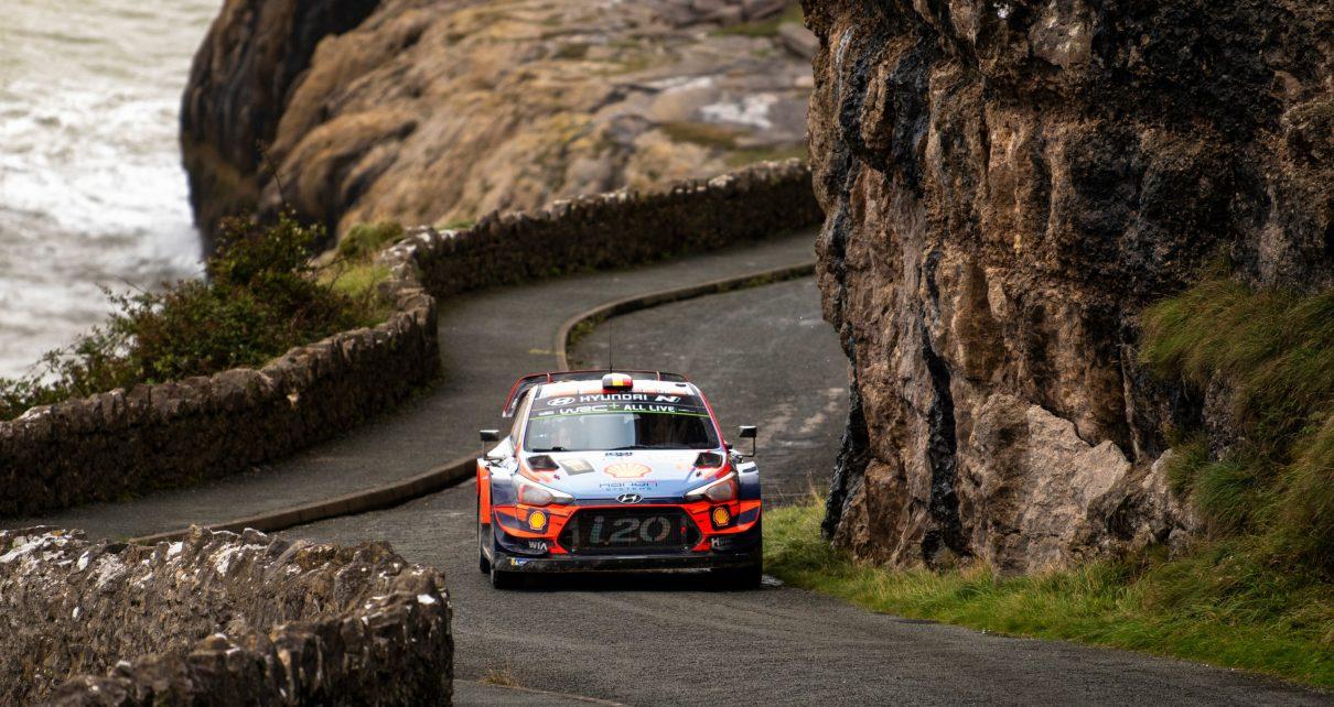 Calendrier 2020 - WRC