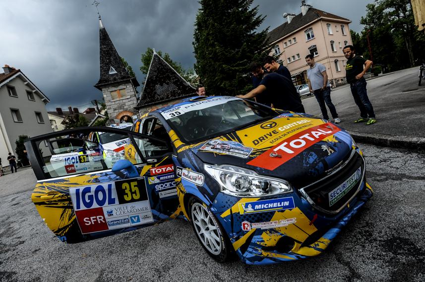 35e Rallye national Vosges – Grand Est - 2020
