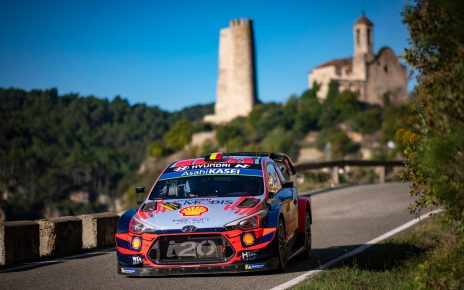 Thierry Neuville - Rallye d'Espagne 2019