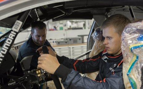 Ott Tanak - Hyundai WRC 2020