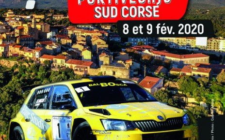 6e Rallye Régional et VHC Portivechju Sud Corse