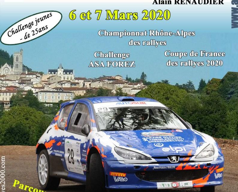 38e Rallye régional Baldomérien