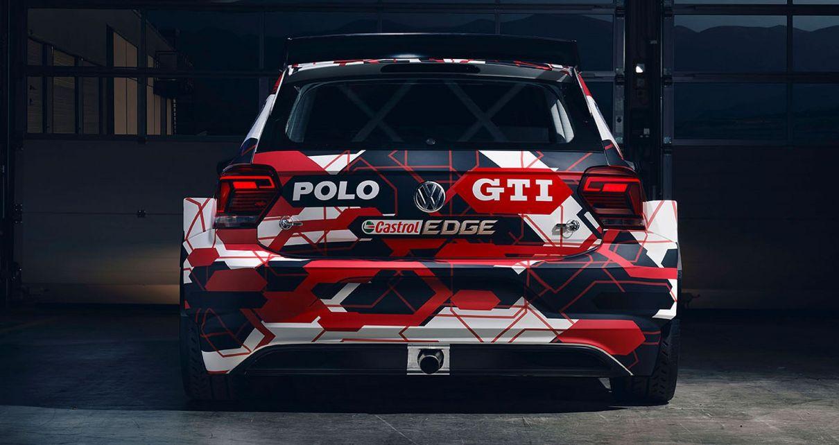 Volkswagen - Polo GTI R5