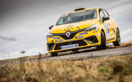 Anthony Fotia Clio Trophy France