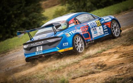 Manu Guigou - Alpine GT