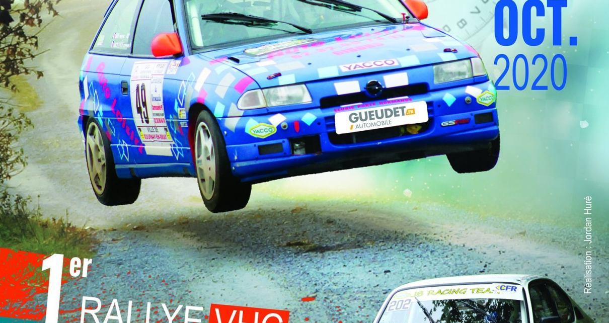18e Rallye Régional Porte Normande