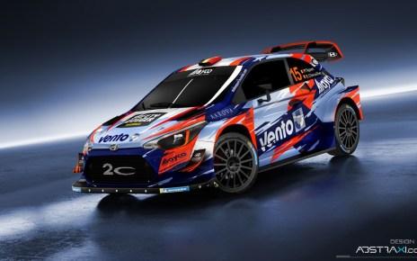 Pieter Tsjoen Ypres Hyundai i20 WRC
