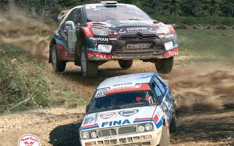 30ème Rallye Terre de Vaucluse