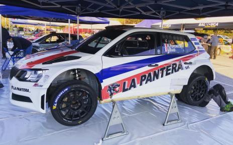 Franceschi Mathieu - Skoda Fabia R5 - Rally Trofeo delle Merende 2020