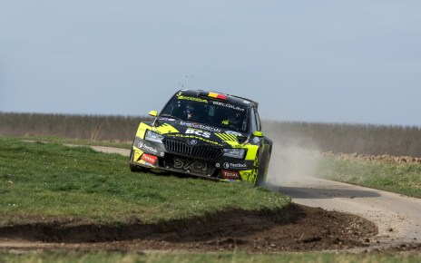 Aarova Rally - Jobfixers Belgian Rally Championship