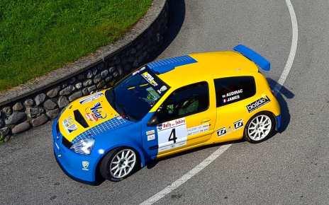 Audirac Cyril - James Jessica Renault Clio S1600