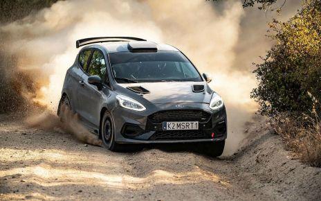 M-Sport Fiesta Rally3