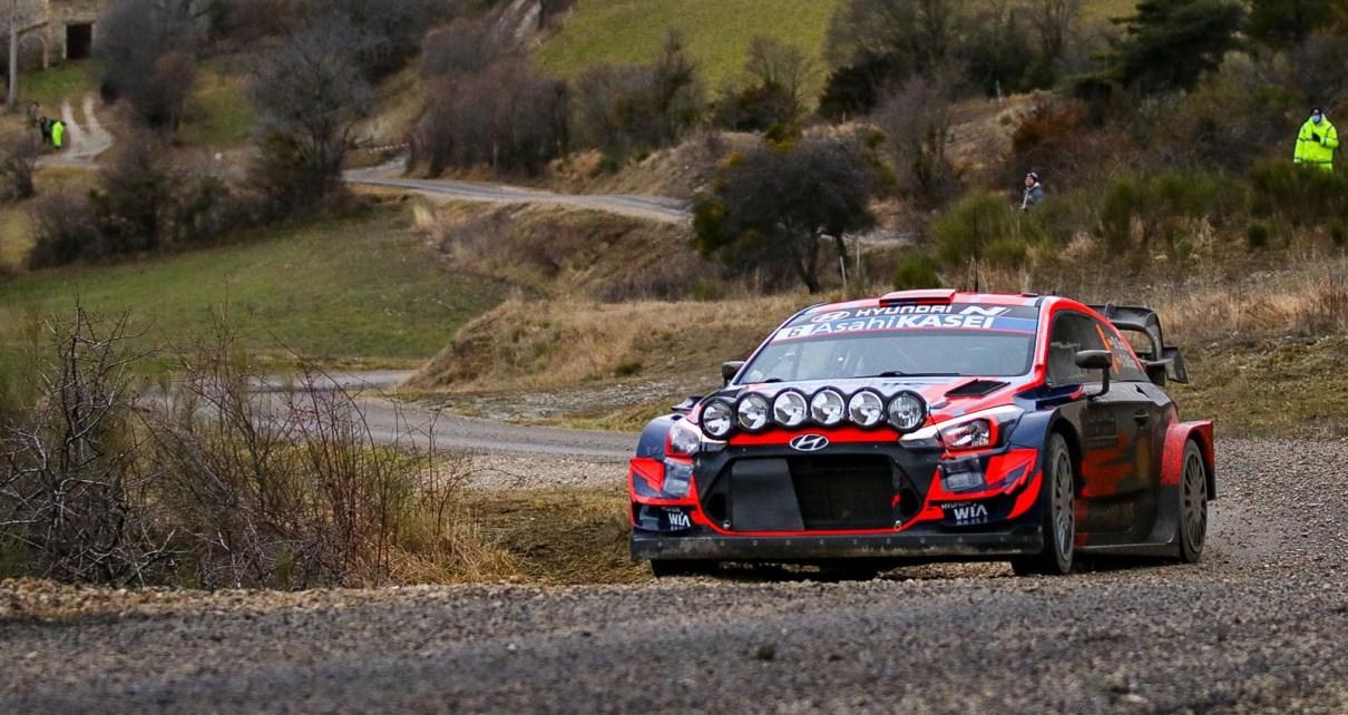 Rallye Monté Carlo 2021 : ES4