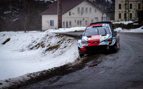 Kalle Rovanperä - Rallye Monté Carlo 2021