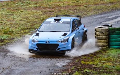 Gilles Panizzi a essayé la Hyundai i20 R5 !