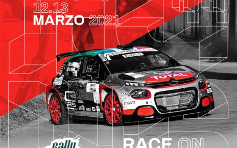 Rally Il Ciocco e Valle del Serchio 2021
