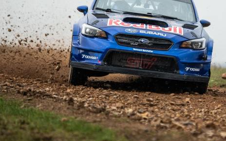 Rally in the 100 Acre Wood 2021