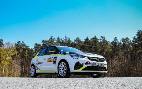 Les 10 premières Opel e-Rally ont été livrées...