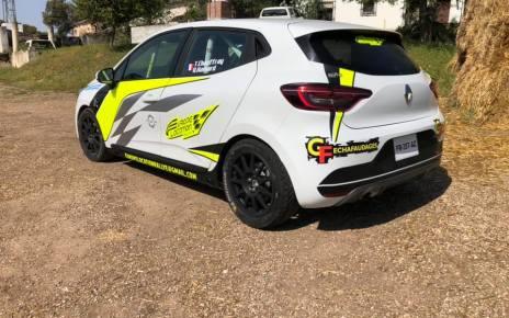Rallye Sierra Morena :Thomas Chauffray se distingue...