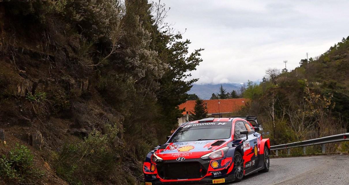 San Rémo WRC : Neuville tient bon !