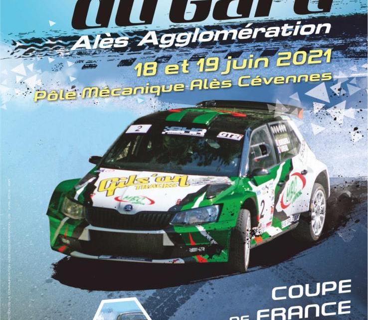 48 ème Rallye du Gard : Les engagés !